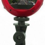 Car Vehicle DVR Camera with LCD Screen