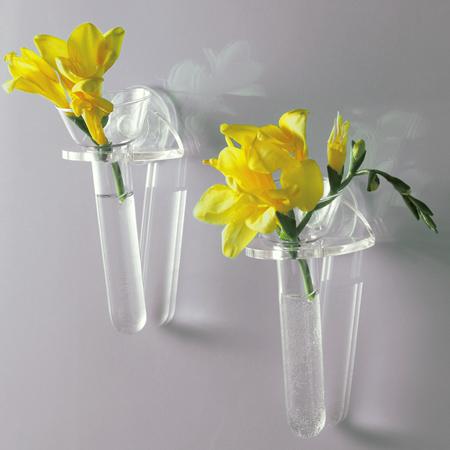 Wall Flower Hanging Bud Vase 7 Gadgets