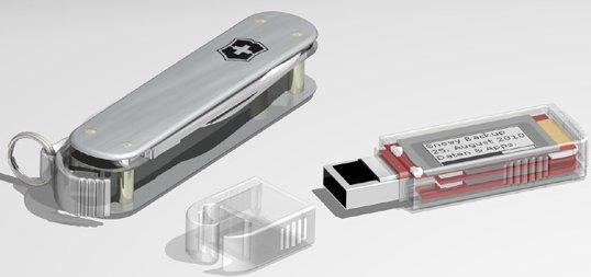 Ces 2011 Victorinox Swiss Army 7 Gadgets