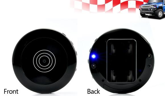 Car spy camera