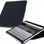 Carbon Fibre Style iPad Case