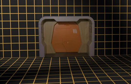 Building the holodeck