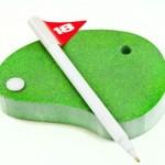 18th Hole Golf Pad