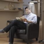 Heritage Readers Floor Lamp