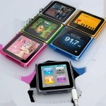 Touch Screen Mp5 Movie Music Personal Media Player