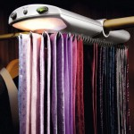 Electric Tie-Rack with Ioniser