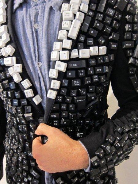 computer keyboard jacket