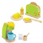 Educo Rise'N Shine Toaster and Coffee Maker