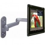 iMount Systems VESA 100 Mount Accessory for the Apple iPad2