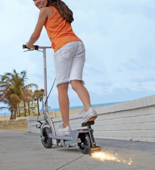 Razor Espark Electric Scooter 7 Gadgets