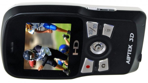 Aiptek 3D-HD High Definition 3D Camcorder