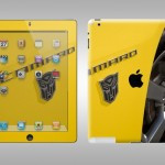 Vinyl iPad2