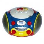 M&M M9CD1 CD Boombox