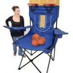 Basketball Toss Folding Chair