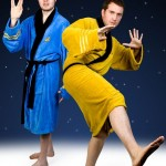 Star Trek Bathrobes