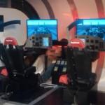 4D FLIGHT SIMULATOR