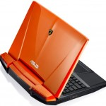 ASUS Automobili Lamborghini VX7 orange