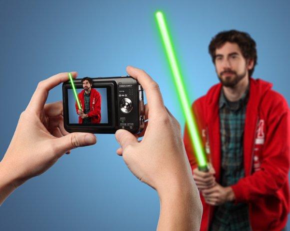 3D View Digital Camera