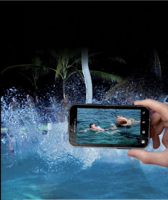 Motorola DEFY+ Pool