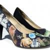 Painted Heels - Star Wars