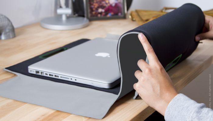 Как сделать свой чехол для ноутбука 454