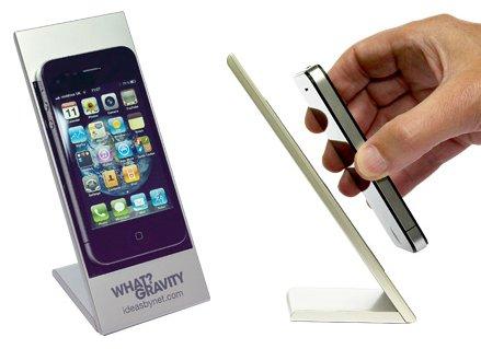 Gravity Mobile Phone Holder