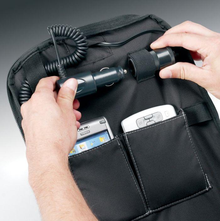 Samsonite Solar Powered Laptop Backpack 7 Gadgets