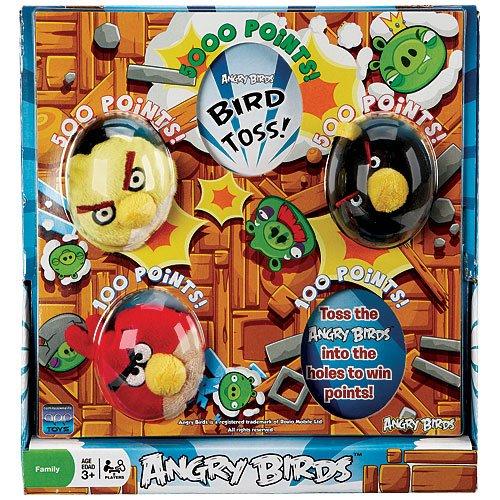 Angry Birds TM Bean Bag Bird Toss Game