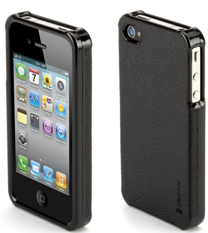 Elan Form Leather Case for iPhone 4