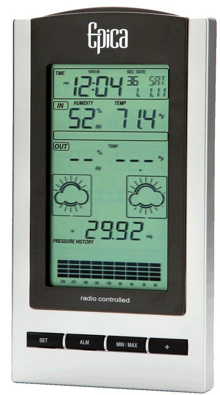 Epica Wireless Weather Station