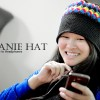 Beanie Hat with Built-in Headphones