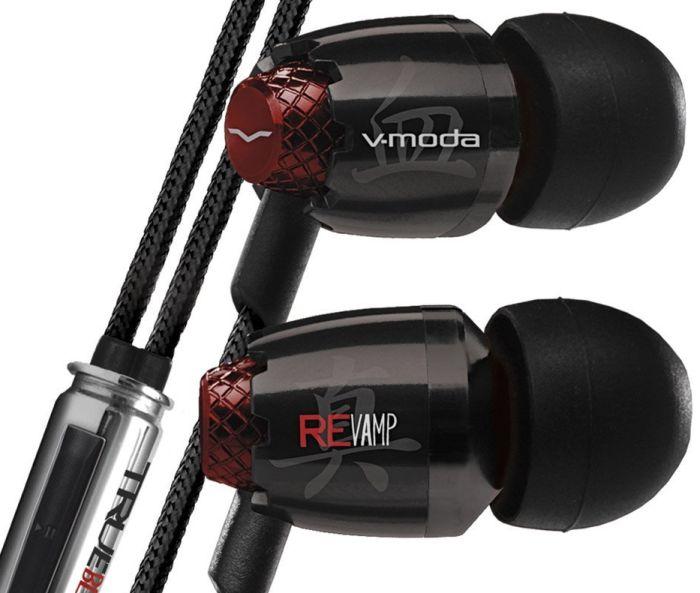 True Blood REVAMP In-Ear Noise-Isolating Metal Headphone