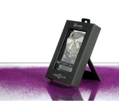 Luxury 3D Diamond Protector Case for Apple iPhone 4 / 4S