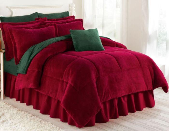 Cozy Microfleece Blanket