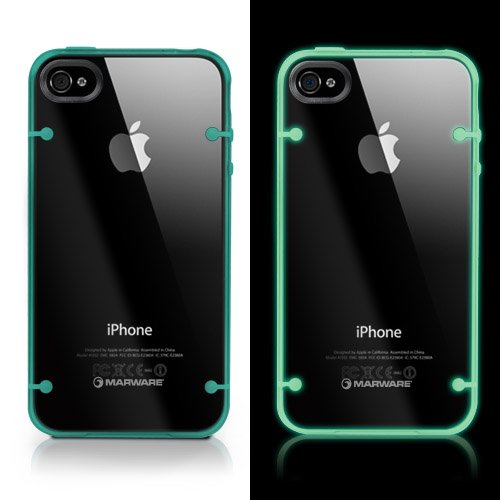 Clear/Glow Green