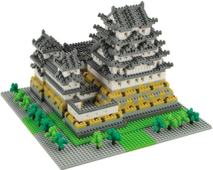 Nanoblock Architecture - Himeji Castle
