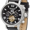 Ingersoll Men's IN1804BK Automatic Curtis Watch