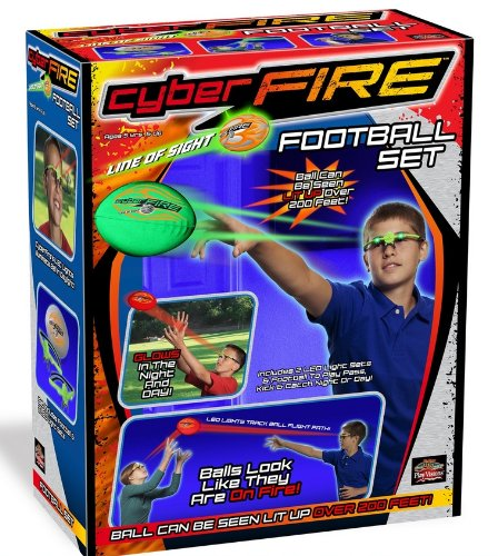 Cyberfire SEE in the Dark Football
