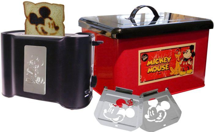 Vintage Mickey Toaster