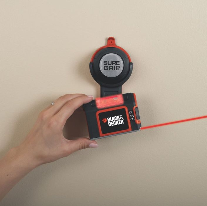 All-In-One SureGrip Laser Level