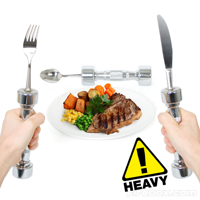 Eat Fit Cutlery Set