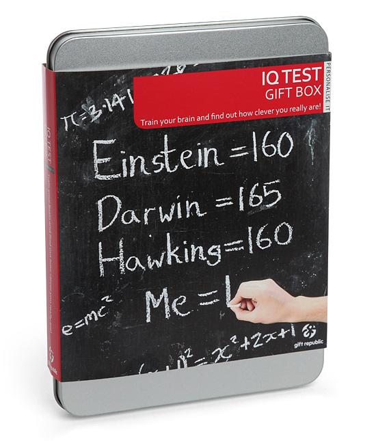 IQ Test Gift Box