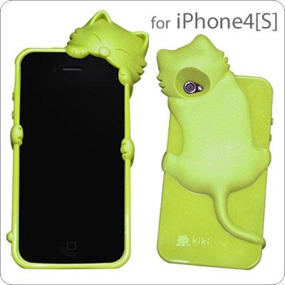 KiKi Case Kitten iPhone 4S/4 Cover