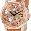 Women's AKR431RG Diamond Rose Gold Swiss Quartz Floating Watch