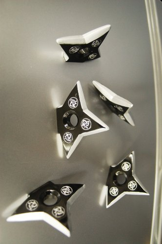 Ninja Pro Throwing Star/Shuriken Magnet-