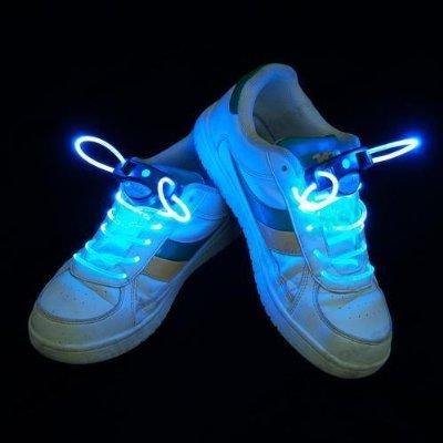 Kids Blue Glow in the Dark Sports LED
