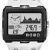 Timex Expedition WS4 Altitude Compass Weather White