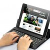 Bluetooth Keyboard and Holder for Tablets