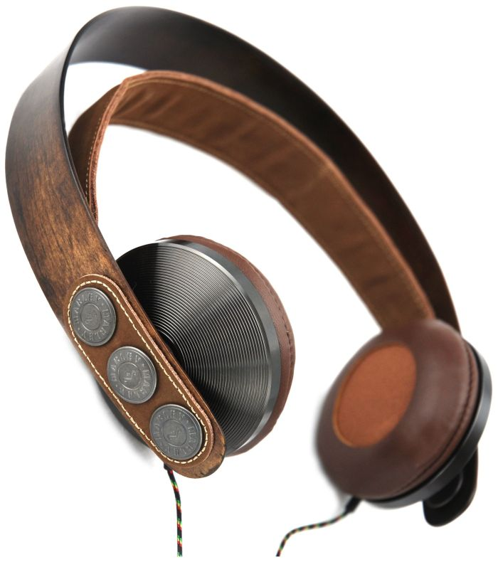 Freedom On-Ear Headphone with 3-Button Apple Mic