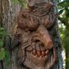 Greenman Tree Sculpture